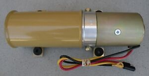 X Thunderbird Convertible Top Hydraulic Pump Motor Ford 58 66 1958 1966
