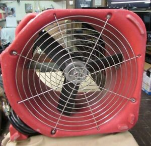 Used Therma stor Phoenix Axial Air Mover 3000 Cfm Aam