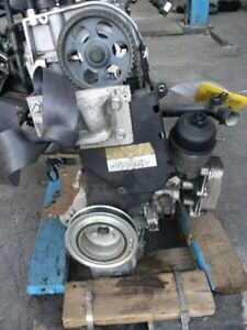 2014 Fiat 500 Engine Assembly
