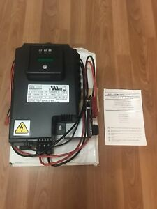 New Tennant nobles Battery Charger 24v on Board 1050399 t5e ss5 List 617 70