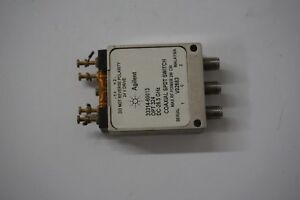 Agilent 33314 60013 Coaxial Switch