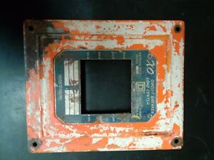 Square D Xo Circuit Breaker Load Center Cover