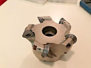 Iscar 2 50 Indexable Face Mill f45kt D2 50 1 00 r06