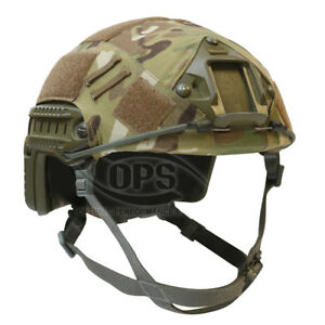 OPSUR-TACTICAL HELMET COVER FOR OPS-CORE FAST HELMET IN MULTICAM-LXL
