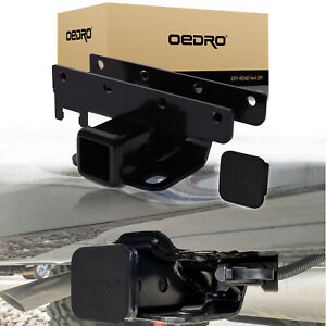 Oedro 2 Tow Trailer Hitch Receiver Fit For 07 18 Jeep Wrangler Jk 2