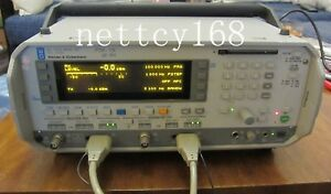 1033 jdsu acterna wandel Goltermann Psm 139 Selective Level Meter Tested
