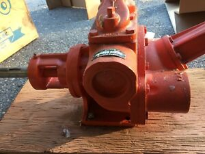 Granco Eeikm Positive Displacement Rotary Ball Pump New Ca State Surplus Nos