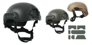 Tactical ABS Plastic Base Jump Airsoft Helmet Rothco 1894