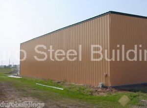 Durobeam Steel 75x140x16 Metal Rigid Frame Commercial Clear Span Building Direct