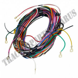 Belarus Tractor Electrical Wiring Kit 80 82 500 520 570 800 820