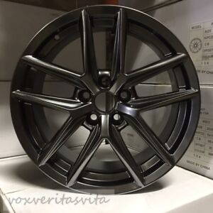 19 Hyper Dark Is Fsport Style Wheels Rims Fits Toyota Camry Avalon Highlander