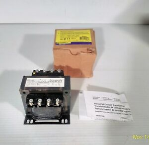 Square D Schneider Electric Industrial Control Transformer 9070t150d1 New