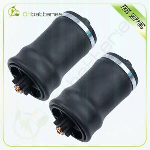 Pair Air Suspension Spring Bags W02 358 7206 For Freightliner Contitech Sc31w206