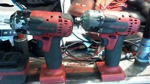 Refurb 1 Snap On Ct8810a 3 8 18v Cordless Impact Takes Lithium Battery