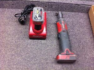 Snap on Ctr761b 14 4v 3 8 Drive Cordless Ratchet Battery charger