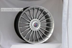 20 B7 Style Wheels Rims Alpina Fits Bmw E38 E65 E66 7 Series 740 745 750