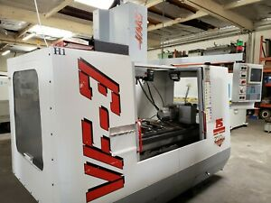 Haas Vf 3 Cnc Full 5 axis Vertical Machining Center Incl 4th 5th Rotary Table