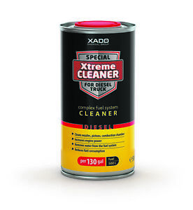 Xado Xtreme Cleaner For Diesel Truck Up To 130 Gallons Fuel Injector Cleaner