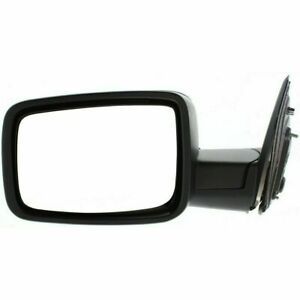 For Dodge Ram Pick Up 2009 2010 2011 2012 Mirror Manual Left 55372069ad