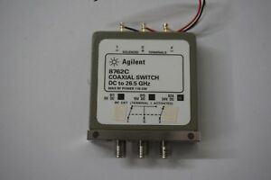Agilent 8762c Coaxial Switch