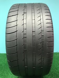 1 Great Used Michelin Pilot Sport Ps2 Zp 255 35zr18 255 35 18 2553518 40 life