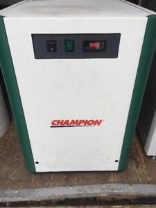 Champion Crn35a1 Crn Non cycling Refrigerated Compressed Air Dryer 115v 35cfm