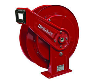 Reelcraft Hd78005 omp 1 2 X 65 Medium Pressure Oil Hose Reel 3250psi
