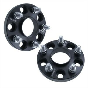 20mm Hubcentric Wheel Spacers Acura Honda 64 1mm 5x114 3 12x1 5 2pcs