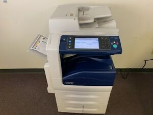 Xerox Workcentre 7845i Color Copier Machine Network Printer Scan Fax Copy Mfp