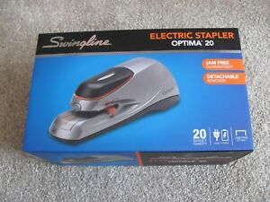 Brand New Swingline Optima 20 Electric Stapler 48208
