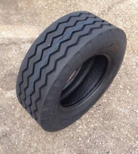 11l 16 14 Ply Rated F3 Backhoe Front Tire 11lx16 Backhoe Heavy Duty Tubeless