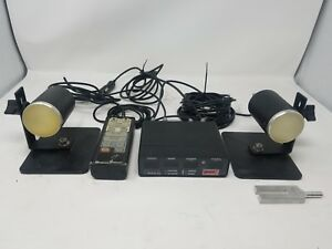 Decatur Genesis Ii Select Police Radar Ka Band Forks Antennas Remote And Cables