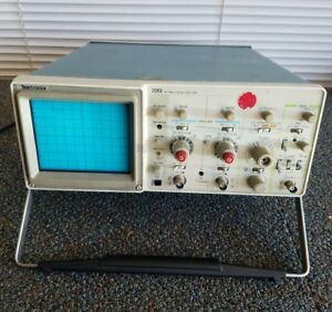 Tektronix 2213 Analog 60 Mhz Dual 2 Channel Oscilloscope