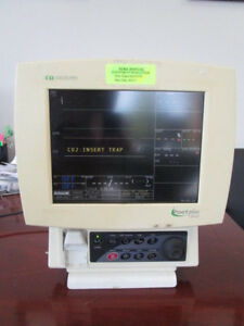Criticare Poet Plus 8100 Co2 Monitor Ecg Nibp Spo2 And Printer