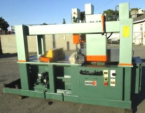 1990 Trennjaeger Mdl Pmc 8 Heavy Duty Ferrous Cold Saw 8 1 2 Capacity 26 Blade