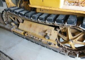 Caterpillar Pv15 Pv Fifteen Rubber Pads Cat Twenty Two Also