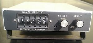 Vanguard Sg 100e Frequency Synthesizer In Nice Condition Ready For Use