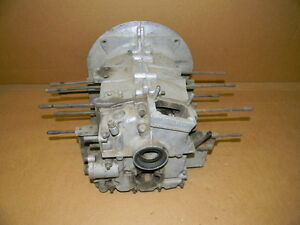 Orig Porsche 356a 356 A 1959 Engine Case 3 Pc Matching Type 616 1 T2 Conv D