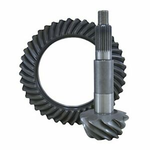 Yukon Yg D44 411 High Performance Ring And Pinion Gear Set For Dana 44 Differe