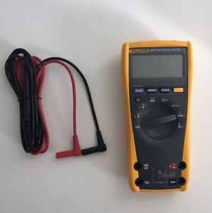Fluke 177 True Rms Digital Multimeter With Backlight 177 esfp Brand New