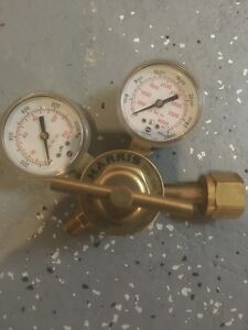 Harris Oxygen Regulator