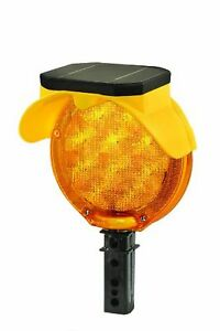 Checkers Bs db Polycarbonate And Polypropylene Solar Barricade Lights Type B 1