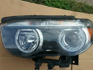 Bmw 745i Headlight Hid Xenon Left Amber Oem 2002 2005