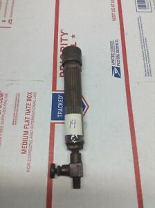 Turbo Torch B Tank Acetylene Wand Used 14