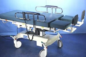 Gendron 6850 Ec Extra Care Bariatric Power Transport Chair Procedure Stretcher