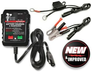 Battery Butler 12 Volt Tender Storage Trickle Charge Olds Buick Harley Davidson