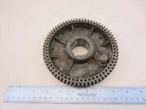Atlas Craftsman 10 12 Lathe Bull Back Gear 10 241