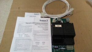 Siemens Bc 35 System 3 Battery Charger Transfer Module Literature Included