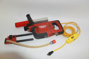 Hilti Coring Diamond Drilling Tool Ddec 1 Set W Hard Case
