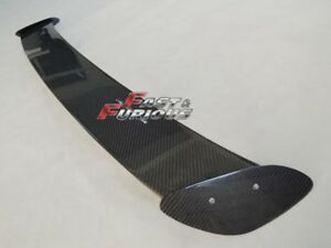 For Carbon Fiber 51 Universal 02 07 Rsx Dc5 Gt Rear Wing Trunk Spoiler